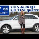 2014 Audi Q3 2.0 TFSI quattro S tronic Facelift   Kaufberatung, Test, Review