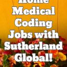 Work at Home Medical Coding Jobs with Sutherland Global   Work at Home Mom Revolution