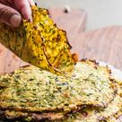 Zucchini Tortillas Recipe Low Carb KETO | Best Recipe Box