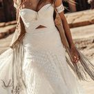 INTRODUCING THE NEW RUE DE SEINE COLLECTION—GOLDEN RHAPSODY?a&bé bridal shop