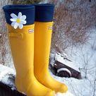 Rain Boots Fashion