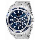 Invicta Men's 50mm Bolt Quartz Chronograph Bracelet Watch w/ 1-Slot Dive Case