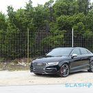 2015 Audi S3 Sedan First Drive