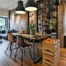 Best Tips on Industrial Living Rooms   Insplosion