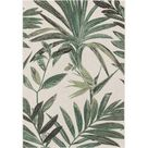 benuta In- & Outdoor-Teppich Capri Grün 120x170 cm - für Balkon, Terrasse & Garten benuta