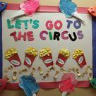 Circus Bulletin Boards