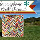 Herringbone Quilt Tutorials