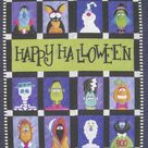 Halloween Quilt Patterns