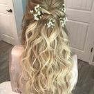 Super Wedding Hairstyles Updo With Veil Curls Up Dos Flower Ideas
