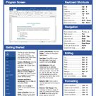Handy Cheat Sheets – Microsoft Office | CustomGuide