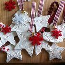 Kaltporzellan selber machen - bestes Rezept und 43 Bastelideen zu Weihnachten