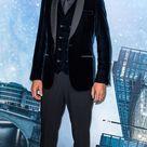 Dapper Benedict Cumberbatch hits Doctor Strange premiere in Berlin