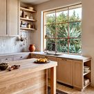 A Star Modern Rustic Kitchen in Melbourne Australian House and Garden's Kitchen of 2019 by Studio E