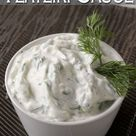 Cucumber Yogurt Sauce