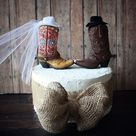 Country Cake Toppers