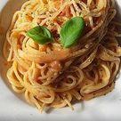 Spaghetti mit Mozzarella   Sauce von Belissima   Chefkoch
