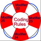 Coding Rules for Modifier 22, 23, 24 and 25   Medical Coding Guide