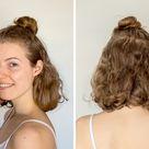 12 Easy Hairstyles For Shoulder Length Hair   Long Bob