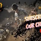Pubg subscribe cover