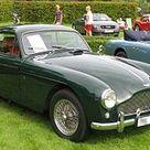1957 Aston Martin DB 2/4 Mark III.1957–1959 551 produced