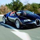2012 Bugatti Veyron Grand Sport Vitesse  Top Speed