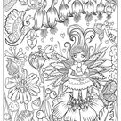 Free coloring page by Edwina McNamee