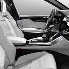 2017 Audi Q8 Sport Concept   Interior, Front Seats