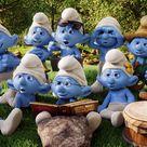 استعد البلجيكي بيبر كوليفورد للمقابلة الوظيفية التي تنتظره غد ا لوظيفة مساعد طبيب أسنان في بروكسل جرب إرتداء قميصه Smurfs Movie The Smurfs 2 Smurfs
