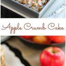 Apple Cake - Celebrating Sweets
