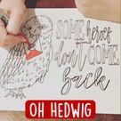 Hedwig Coloring Page Printable