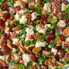 Kale Apple Salad