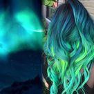 Trend Watch Galaxy Hair