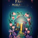 Fairy Miracles ENGLISH Language Unique Colouring Book