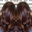 Red Brown Hair Color