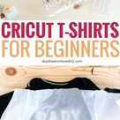 How to make T-Shirts with your Cricut Using Iron-On