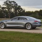 This Is The Buick Avenir Concept