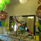 Monkey Baby Showers