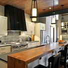 Modern Rustic Kitchens