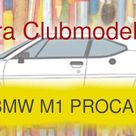Carrera Clubmodell 2016 – BMW M1 PROCAR