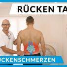 Schmerzen im unteren Rücken loswerden   Übungen mit Video