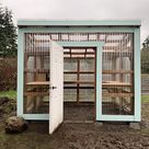 DIY 7x10 Lean To Greenhouse Building Guide   Etsy