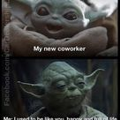 Work Memes And Tweets To Prepare You For Monday Yoda Funny Yoda Meme Star Wars Humor