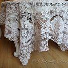 Lace Tablecloths