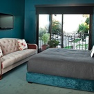 One , Three , or Five Night Stay in a Queen or Double Room at Palihotel Melrose in Los Angeles