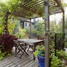 28 Ideen für rustikale Terrassengestaltung für Gemütlichkeit