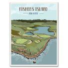 Fisher's Island Golf Club Poster, Golf Gifts For Men, Golf Gifts, Golf Gifts for Women, Golf gift for Boyfriend, Golf Art, Masters Golf