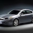 2012 Acura TL Revealed