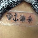 Little Cross Tattoos