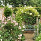 Timeless townhouse garden