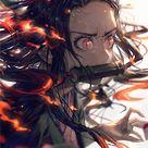   Save & Follow   Nezuko Kamado • Demon Slayer • Kimetsu no Yaiba